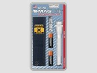 ES#2945248 - MAGM2A10H - Mini Maglite Flashlight - silver - The most famous of the Durable, Scratch resistant, and Corrosion Proof Maglite is the Mini Maglite - MAG Instrument - Audi BMW Volkswagen Mercedes Benz MINI Porsche