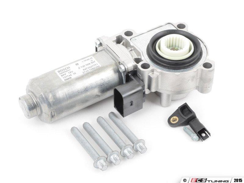 Genuine bmw 27107568267 transfer case actuator motor for Bmw transfer case motor