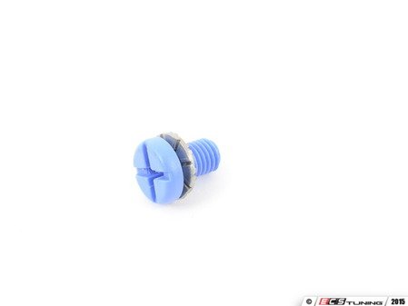 ES#2834609 - 92810644401 - Radiator Drain Plug  - Includes o-ring and sealing washer - Behr - Porsche