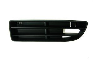 ES#9486 - 1j5853665ab41 - Lower Bumper Grille - Left - Allows air to pass through your lower bumper - Genuine Volkswagen Audi - Volkswagen