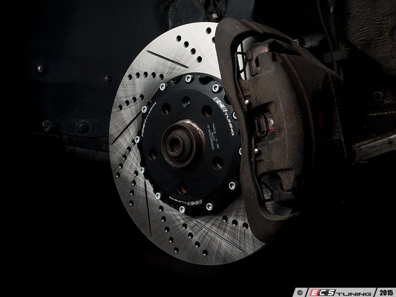 ecs news ecs 2 piece direct fit brake rotors for your audi b7 a4. Black Bedroom Furniture Sets. Home Design Ideas