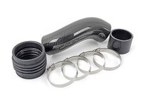 ES#2999255 - CI100033-B - Carbon Fiber Turbo Inlet Pipe - Upgrade your turbo inlet pipe - APR - Audi Volkswagen