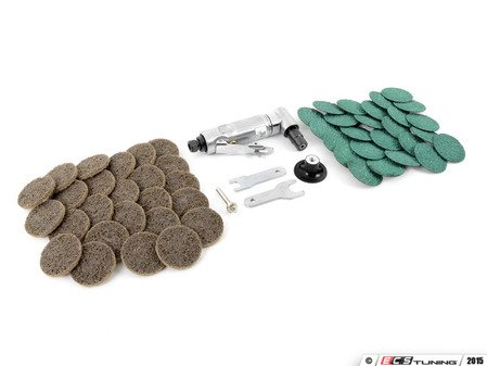 """ES#2938322 - ATD21310 - 1/4"""" Angle Die Grinder Kit - Great for removal of gaskets, paints, light rust, oxides and other coatings - ATD Tools - Audi BMW Volkswagen Mercedes Benz MINI Porsche"""