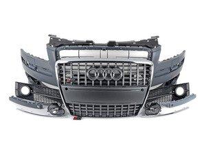 Audi D3 A8 Quattro 4.2 Front Bumper Parts - ECS Tuning | 2004 Audi A8 Front Bumper Conversion |  | ECS Tuning