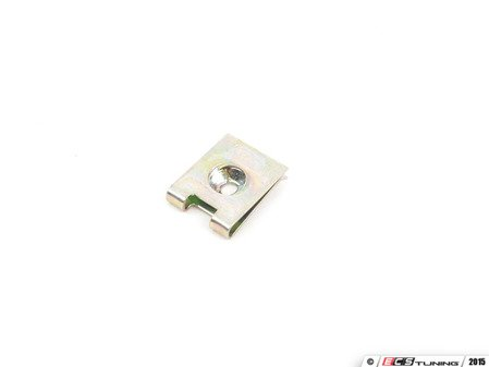 ES#1909164 - 99959157501 - Speed Nut - Priced Each - B4.2mm - Genuine Porsche - Audi BMW Volkswagen Mercedes Benz MINI Porsche