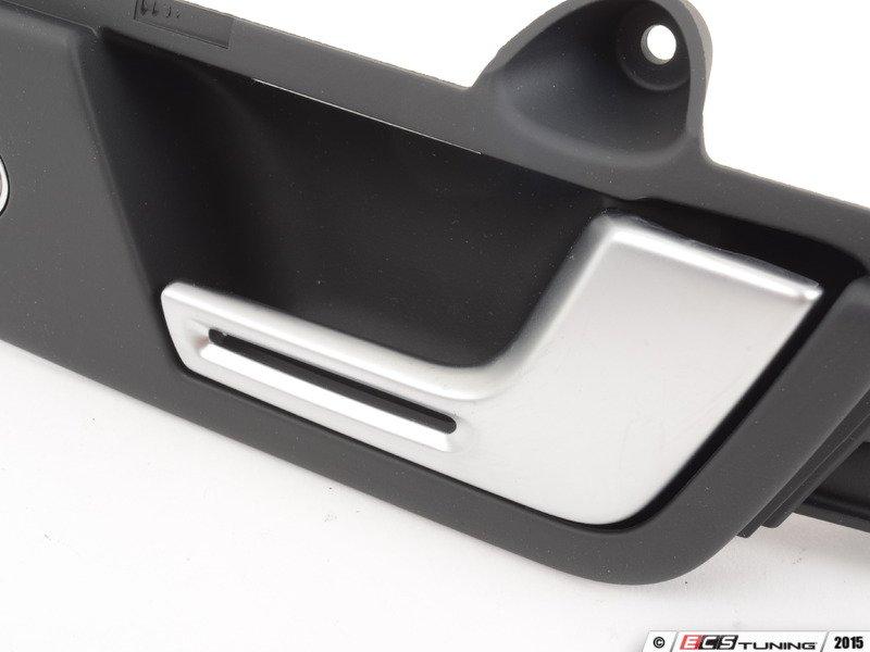 Superior ... ES#438357   8E0839020D1L1   RS4 Rear Inner Door Handle   Aluminum Matte    Right. U2039 U203a