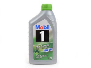 ES#2999086 - P0103469 - Mobil 1 5W-30 Engine Oil - 1 Quart - Factory-recommended ESP formula - Mobil1 - Audi Volkswagen Porsche