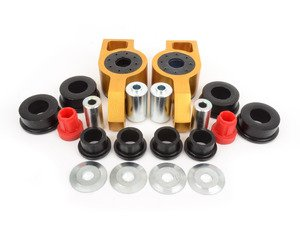 ES#2582079 - W0503KT1 - ECS Polyurethane Bushing Kit - Stage 1 - Replace the rubber in your suspension with polyurethane for a sportier feel - Assembled By ECS - Audi Volkswagen