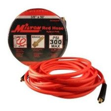 "ES#2945726 - MILMA3835OR - Air hose - red - 3/8"" X 35' air hose for air tool usage - Milton Industries - Audi BMW Volkswagen Mercedes Benz MINI Porsche"