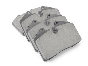 ES#3006371 - 105.06080 - StopTech Posi Quiet Ceramic Brake Pads - For ST-41 4 piston calipers used in 1-piece rotor kits - StopTech - Volkswagen