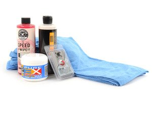 ES#2914954 - CFCAREKT - Carbon Fiber Cleaning And Care Kit - Keep your Carbon Fiber clean and protected - Chemical Guys - Audi BMW Volkswagen Mercedes Benz MINI Porsche