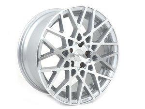 ES#2834967 - R11018854335 - 18x8.5 BLQ 5x112 Machined silver eT35 CB66.6mm  - Rotiform -