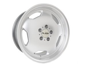 "ES#3020153 - 803-5kt - 17"" Style 803 Wheels - Set Of Four - 17""x8"" ET30 5x112 - Silver with Silver lip - Alzor - Audi Volkswagen"