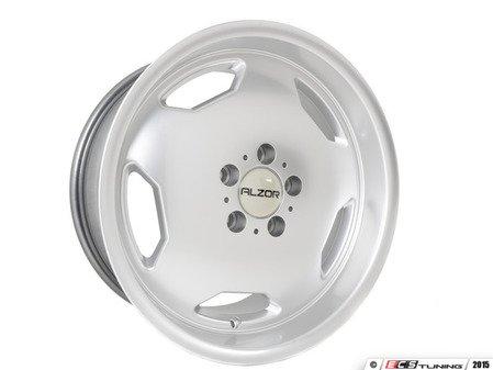 "ES#3020154 - 803-5kt1 - 17"" Style 803 Wheels - Set Of Four - 17""x8"" ET30 66.6CB 5x112 Silver with Silver Lip - Alzor - Audi Mercedes Benz"