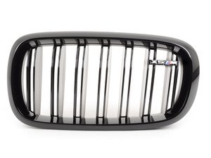 ES#2817925 - 51712354497 - M Performance Gloss Black Grille - left - A must have for every ///M owner - Genuine BMW M Performance - BMW