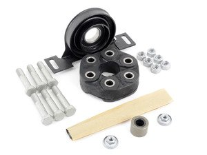 "ES#2997070 - 26121226731KT1 - Universal Flex Disc Kit  - Includes ""Giubo"", center mount and hardware - Assembled By ECS - BMW"