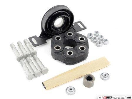 "ES#2997070 - 26121226731KT1 - Universal Flex Disc Kit  - Includes ""Giubo"", center mount and hardware - Assembled By ECS - BMW"