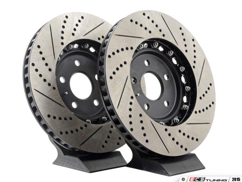 ecs news audi 8v s3 ecs 2 piece rotors. Black Bedroom Furniture Sets. Home Design Ideas