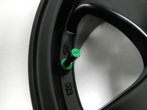 ES#3006053 - WVC001GR - Aluminum Valve Stem Kit - Green - Constructed from Billet Aluminum and anodized for long life - VMS Racing - Volkswagen