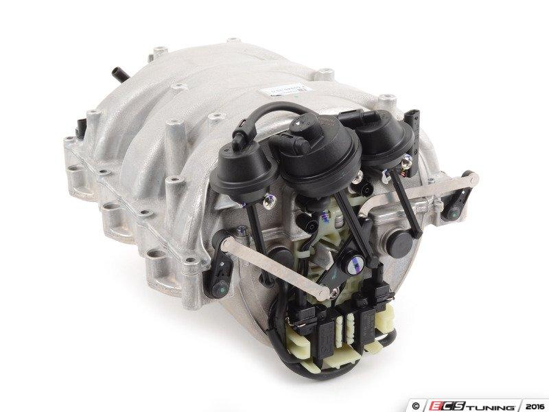 Pierburg 2721402401 intake manifold for Mercedes benz m272 engine