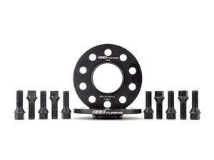 ES#3006163 - 002411ecsKT19 - ECS 10mm Wheel Spacers & ECS Conical Seat Bolt Kit - Aluminum wheel spacers & steel wheel bolt kit made specifically for your BMW & MINI 5x112 bolt pattern - ECS - BMW MINI
