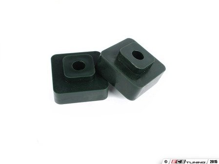 ES#3022142 - MK56T2G - BFI Stage 2 Transmission Mount Replacement Inserts - Replacement 85A poly inserts for your billet BFI transmission mount - Black Forest Industries - Volkswagen