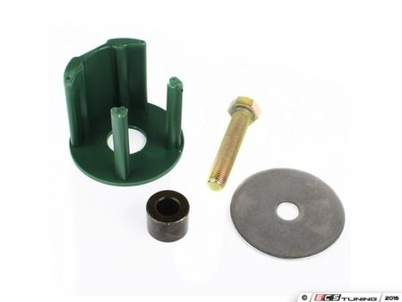ES#3021933 - EBFI783M7TG - Dogbone Mount Insert - Stage 2 (Pre 9/15 Cars) - Feel a more crisp and defined throttle response and shift - Black Forest Industries - Audi Volkswagen