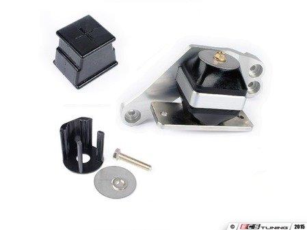 ES#3021985 - EBFISTG1MK55CYIN - BFI Stage 1 Mount Kit - Inserts - Billet engine mount with 70A durometer transmission and dogbone inserts - Black Forest Industries - Volkswagen
