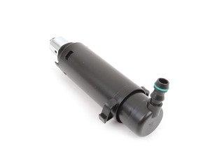 ES#1506898 - 99762816301 - Headlight Washer Jet - Priced Each - Includes chrome nozzle - Left or right side fitment - Genuine Porsche - Porsche