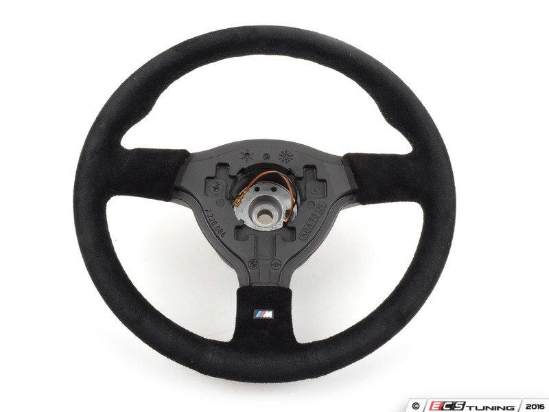 how to clean alcantara steering wheel