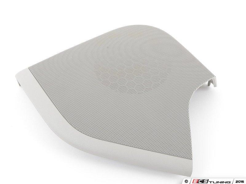 ES#1732332 - 20372702887E94 - Front Right Door Speaker Cover - Alpaca Gray (Color  sc 1 st  ECS Tuning & Genuine Mercedes Benz - 20372702887E94 - Front Right Door Speaker Cover