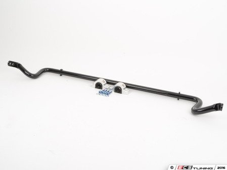 ES#2996586 - 034-402-1005 - Solid Rear Sway Bar - 25.4mm - Substantially reduce understeer and body roll - 034Motorsport - Audi