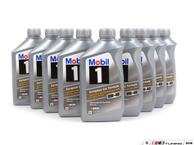 Genuine mercedes benz 2781800009kt1 engine oil service for Mercedes benz approved oil list
