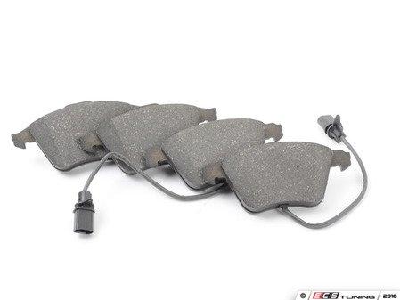 ES#2539325 - 8E0698151G - Front Brake Pad Set - Restore stopping power - ATE - Audi