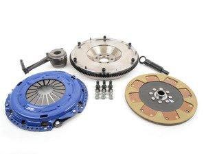 ES#2568272 - SV872STL18TKT - Stage 2 Clutch Kit - Steel Flywheel (20lbs.) - Max Torque 411ft. lbs. - Spec Clutches - Volkswagen