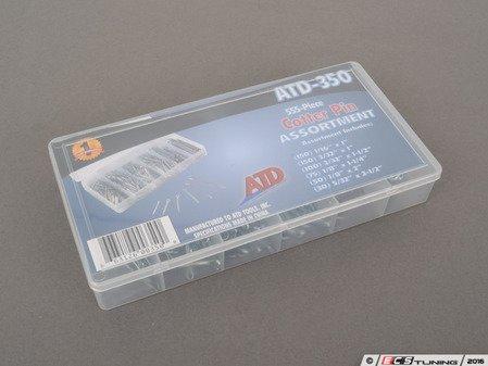 ES#2938432 - ATD350 - 555 piece cotter pin set - The most ideal cotter pin set for anyone - ATD Tools - Audi BMW Volkswagen Mercedes Benz MINI Porsche