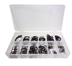 ES#2938436 - ATD354 - 300 Piece Snap Ring Assortment - Perfect for replacment set any snap ring - ATD Tools - Audi BMW Volkswagen Mercedes Benz MINI Porsche