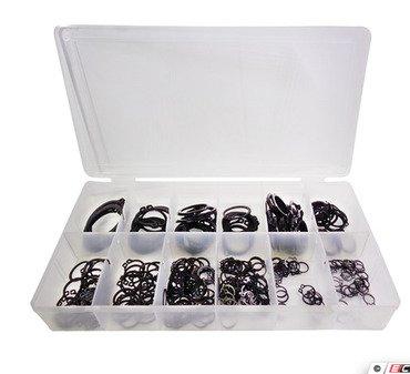 ES#2938436 - ATD354 - 300 Piece Snap Ring Assortment - Perfect for replacment set any snap ring - ATD Tools - Audi BMW Volkswagen Mercedes Benz MINI Porsche