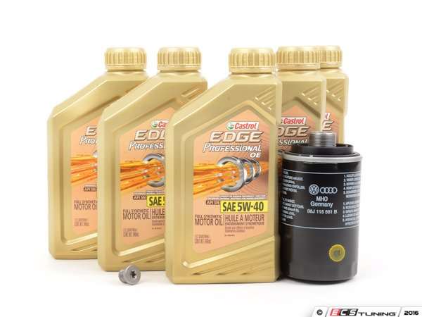 Genuine volkswagen audi n90813202kt2 genuine oil for Motor oil for audi q5