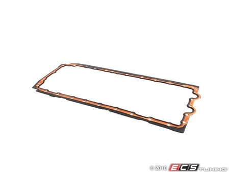 ES#19046 - 11137548031 - Oil Pan Gasket - Gasket between oil pan and engine block - Genuine BMW - BMW