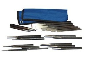 ES#2932613 - ATD720 - 20 Piece Punch & Chisel Set - With a verity of uses for punch and chisels this is the perfect set for anyone - ATD Tools - Audi BMW Volkswagen Mercedes Benz MINI Porsche