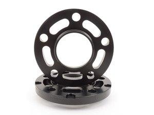 15mm Wheel Spacers - Black (Pair)