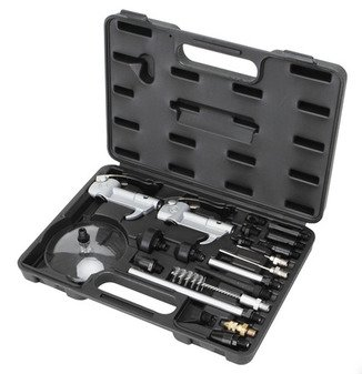 ES#2939212 - ATD8721 - 21 Piece Air Blow Gun Kit - You will always have the right tip for the right job - ATD Tools - Audi BMW Volkswagen Mercedes Benz MINI Porsche