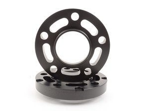 ES#3021143 - TWH9905K20BLACK - 20mm Wheel Conversion Spacers - Black (Pair) - Convert to 72.6mm CB with these lightweight wheel spacers with a machined tab for easy removal - Turner Motorsport - BMW