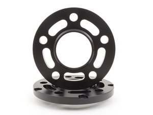 ES#3021155 - TWHF9905F13BLACK - 12.5mm Big Pad Wheel Spacers - Black (Pair) - Lightweight wheel spacers with a machined tab for easy removal - designed to work with modern large-pad BMW wheels! See description for details. - Turner Motorsport - BMW