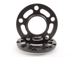 ES#3021129 - TWH9905010BLACK - 10mm Wheel Spacers - Black (Pair) - Lightweight wheel spacers with a machined tab for easy removal - Turner Motorsport - BMW MINI