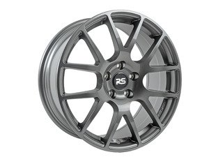 "ES#2841023 - 88.12.03gKT - 18"" RSE12 - Set Of Four  - 18""X8"" ET45 5x112 - Gunmetal - Neuspeed - Audi Volkswagen"