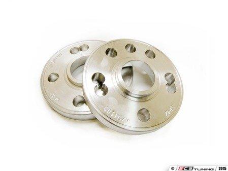 ES#3022103 - SP42G - 4x100 Wheel Spacers - 20mm (Pair) - High Strength Aluminum wheel spacers - Black Forest Industries - Volkswagen