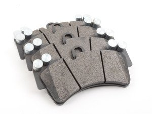 ES#2992006 - 104.09770 - StopTech Posi Quiet Semi-Metallic Brake Pads - Restore the stopping power in your vehicle - StopTech - Audi Volkswagen Porsche