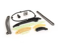 ES#3545440 - 06H109158HKT4 - Basic Timing Chain Kit - Includes chains, tensioners, and rails - Genuine Volkswagen Audi - Volkswagen